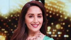 Madhuri Dixit returns as judge on 'Dance Deewane 3'