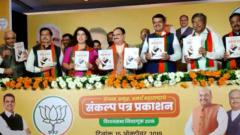 Vidhan Sabha 2019: Maha BJP promises 5 cr jobs in 5 yrs, houses for all by 2022