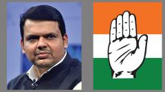 Maharashtra CM violated poll codes: Congress to EC