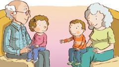 Not right to deprive child's access to grandparents: HC