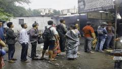 Pune: Price drop sees long queues at meat shops