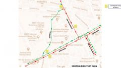 Metro project work on Karve Rd will take a year to complete