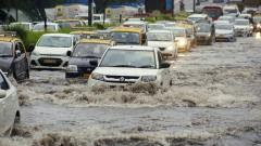 Oppn hits out at Maha govt as heavy rains cripple Mumbai