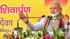 PM launches, lays foundation of 50 projects worth Rs.1,254 cr