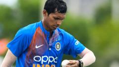 Injured Deepak Chahar ruled out of third ODI, Saini named his replacement