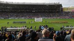 COVID-19 free New Zealand welcomes rugby with capacity crowd
