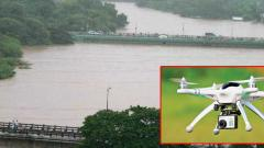 PMC to analyse drone pictures of flood-affected areas