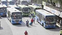 Pune: PMPL buses to be used for freight and private transport