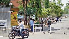 Preparations begin for counting of votes for Maval and Shirur seats at Balewadi