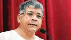 Prakash Ambedkar warns of protest if government fails to decide on lifting lockdown