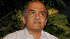Prashant Bhushant admits in SC he made 'genuine mistake' in his tweets on fabricated documents