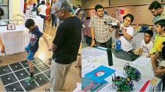 PrograMitra holds Code to Learn, Code for Fun 2018