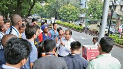 Foreign delegation appreciates Smart City projects of Pune city