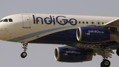 Pune Jaipur Indigo flight makes emergency landing in Mumbai over engine problem