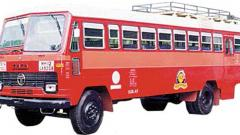 MSRTC driver suffers cardiac arrest, 2 hurt
