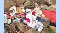 Medicines provided by govt disposed of in Pavana river