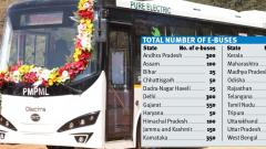 PMPML to get 150 e-buses