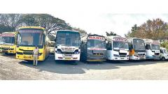 RTO takes action against private buses