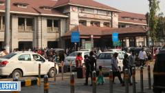 Pune Railway Division hands over parking to the IRSDC