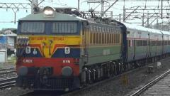 Railways changes numbers of five passenger trains