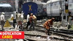 Railways collects Rs 42,000 fine from 125 people