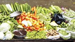 Rains push up prices of leafy vegetables