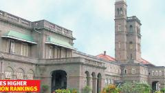 SPPU THE ranking slips from 595 last year to 620