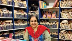4,000 books donated by city woman