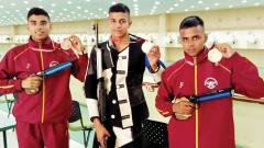 Stellar performance shown by NDA cadets in shooting championship