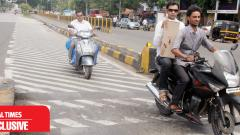V-P to enjoy speed breaker-free ride in city
