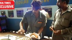 Vendors not giving bills for food in Pune railway divison