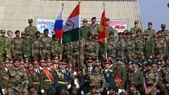 City to host India-Russia joint military exercise 'Indra 2019'