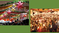 Puneites ring in Xmas with enthusiasm
