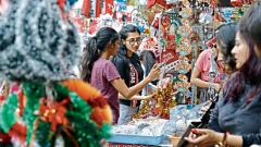 Punekars prefer environment-friendly decorations this Christmas season