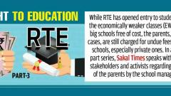 Most parents are unwilling to complain against errant schools