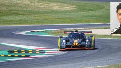 Parth returns to track with endurance racing