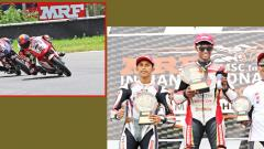 Rajiv Sethu makes it four wins in a row for Honda