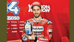 Shell to bring Dovizioso to India