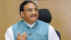 Ramesh Pokhriyal Nishank, Human Resource Development (HRD) Minister announced JEE Main and NEET exam