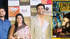 Promoting her web series Starting Troubles, Renuka Shahane talks about acting in a medical comedy, directing Tribhanga, and working with Kajol