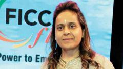 Ritu Chhabria elected as Chairperson of FICCI FLO