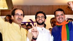 'Big Bulls' BJP-Sena hope to romp home in AamchiMumbai