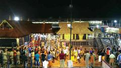 "Sabarimala pilgrimage to be a ""green"" affair"