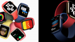 The tech giant unveiled the new, updated Apple Watch during 'Time Flies', its virtual event hosted on Tuesday.