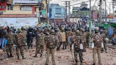 Death toll in Shillong rises to 2, curfew re-imposed