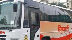Shivshahi Buses Involved In 550 Accidents In 2 years