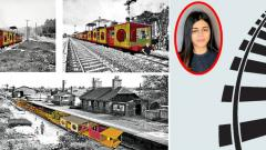 Snehal Chaudhari, a student of VIT's PVP College of Architecture and a finalist from Pune for AYDA, came up with Rail of Opportunities which transforms inactive railway coaches into living spaces