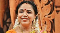 In conversation with Carnatic vocalist Sudha Ragunathan about her journey as a musician