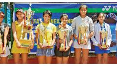 Double crown for Dhamne in Panchgani
