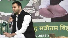 Tejashwi Yadav slams Bihar CM Nitish Kumar over Gopalganj bridge collapse